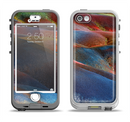 The Multicolored Slate Apple iPhone 5-5s LifeProof Nuud Case Skin Set