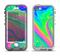 The Neon Color Fushion V3 Apple iPhone 5-5s LifeProof Nuud Case Skin Set