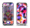 The Neon Glowing Vibrant Cells Apple iPhone 5-5s LifeProof Nuud Case Skin Set
