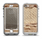 The Old Torn Fabric Apple iPhone 5-5s LifeProof Nuud Case Skin Set