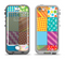 The Patched Various Hot Patterns Apple iPhone 5-5s LifeProof Nuud Case Skin Set