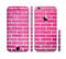 The Pink Brick Wall Sectioned Skin Series for the Apple iPhone 6/6s Plus