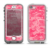 The Pink Digital Camouflage Apple iPhone 5-5s LifeProof Nuud Case Skin Set