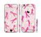 The Pink Ribbon Collage Breast Cancer Awareness Sectioned Skin Series for the Apple iPhone 6/6s Plus