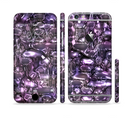 The Purple Mercury Sectioned Skin Series for the Apple iPhone 6/6s Plus