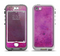 The Purple Water Colors Apple iPhone 5-5s LifeProof Nuud Case Skin Set