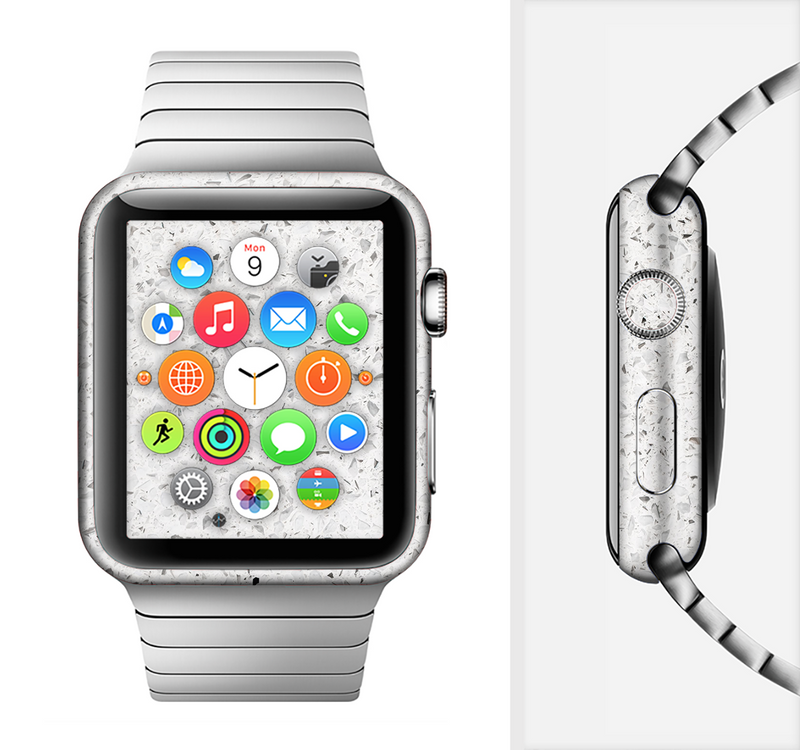 The Quarts Surface Full-Body Skin Set for the Apple Watch