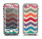 The Rainbow Chevron Over Digital Camouflage Apple iPhone 5-5s LifeProof Nuud Case Skin Set