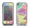 The Seamless Color Leaves Apple iPhone 5-5s LifeProof Nuud Case Skin Set