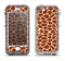 The Simple Vector Giraffe Print Apple iPhone 5-5s LifeProof Nuud Case Skin Set
