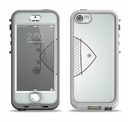 The Simple Vintage Fish on String Apple iPhone 5-5s LifeProof Nuud Case Skin Set