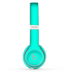 The Solid Mint V2 Skin Set for the Beats by Dre Solo 2 Wireless Headphones