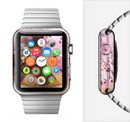 The Sprinkled Donuts Full-Body Skin Set for the Apple Watch