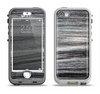 The Strands of Dark Colored Hair Apple iPhone 5-5s LifeProof Nuud Case Skin Set