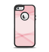 The Subtle Layered Pink Salmon Apple iPhone 5-5s Otterbox Defender Case Skin Set
