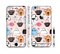 The Subtle Pink And Purses Sectioned Skin Series for the Apple iPhone 6/6s Plus