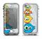 The Tower of Highlighted Cartoon Birds Apple iPhone 5-5s LifeProof Nuud Case Skin Set