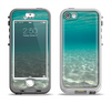 The Under The Sea Scenery Apple iPhone 5-5s LifeProof Nuud Case Skin Set