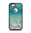 The Under The Sea Scenery Apple iPhone 5-5s Otterbox Defender Case Skin Set