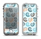 The Vector Colored Seashells V1 Apple iPhone 5-5s LifeProof Nuud Case Skin Set