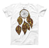 The Vector Dreamcatcher ink-Fuzed Unisex All Over Full-Printed Fitted Tee Shirt