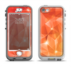 The Vector Shiny Coral Crystal Pattern Apple iPhone 5-5s LifeProof Nuud Case Skin Set