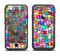 The Vibrant Colored Abstract Cubes Apple iPhone 6/6s LifeProof Fre Case Skin Set