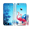 The Vibrant Pelican Scenery Sectioned Skin Series for the Apple iPhone 6/6s Plus