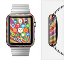 The Vinatge Sprouting Ray of colors Full-Body Skin Set for the Apple Watch