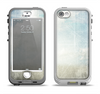 The Vintage Cloudy Scene Surface Apple iPhone 5-5s LifeProof Nuud Case Skin Set