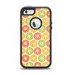 The Vintage Color Buttons Apple iPhone 5-5s Otterbox Defender Case Skin Set