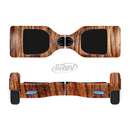 The Warped Wood Full-Body Skin Set for the Smart Drifting SuperCharged iiRov HoverBoard