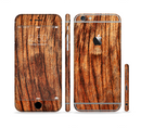 The Warped Wood Sectioned Skin Series for the Apple iPhone 6/6s Plus