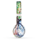 The WaterColor Vivid Tree Skin Set for the Beats by Dre Solo 2 Wireless Headphones