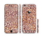 The Wild Leopard Print Sectioned Skin Series for the Apple iPhone 6/6s Plus