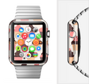 The Yummy Subtle Cupcake Pattern Full-Body Skin Set for the Apple Watch