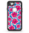 Tropical Twist v5 - iPhone 7 or 8 OtterBox Case & Skin Kits