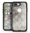 Vintage Black adn White Damask Pattern - iPhone 7 Plus/8 Plus OtterBox Case & Skin Kits