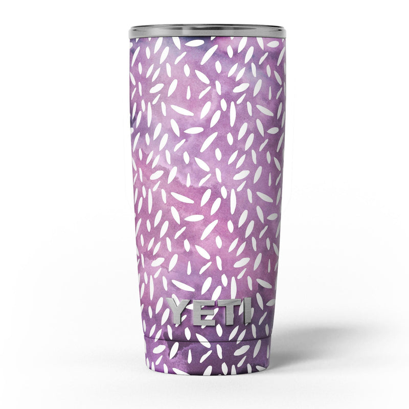 White_Flower_Pedals_Over_Purple_Grunge_Surface_-_Yeti_Rambler_Skin_Kit_-_20oz_-_V5.jpg