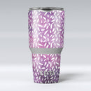 White_Flower_Pedals_Over_Purple_Grunge_Surface_-_Yeti_Rambler_Skin_Kit_-_30oz_-_V1.jpg