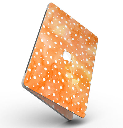 White_Polka_Dots_Over_Orange_Watercolor_Grunge_-_13_MacBook_Pro_-_V2.jpg