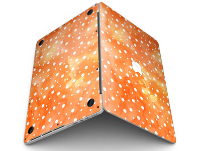 White_Polka_Dots_Over_Orange_Watercolor_Grunge_-_13_MacBook_Pro_-_V3.jpg