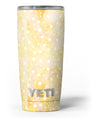 White_Polka_Dots_Over_Yello_Orange_Grunge_-_Yeti_Rambler_Skin_Kit_-_20oz_-_V3.jpg