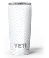 White_and_Thin_Blue_Chevron_Pattern_-_Yeti_Rambler_Skin_Kit_-_20oz_-_V3.jpg