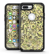 Woodland Green Damask Watercolor Pattern - iPhone 7 Plus/8 Plus OtterBox Case & Skin Kits