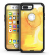 Yellow 53 Absorbed Watercolor Texture - iPhone 7 Plus/8 Plus OtterBox Case & Skin Kits