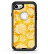 Yellow Floral Succulents - iPhone 7 or 8 OtterBox Case & Skin Kits