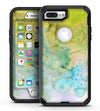 Yellow Green 197 Absorbed Watercolor Texture - iPhone 7 Plus/8 Plus OtterBox Case & Skin Kits
