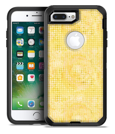 Yellow Watercolor Polka Dots - iPhone 7 Plus/8 Plus OtterBox Case & Skin Kits
