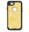 Yellow Watercolor Polka Dots - iPhone 7 or 8 OtterBox Case & Skin Kits